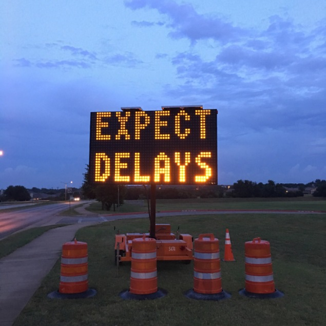 Expect Delays 2